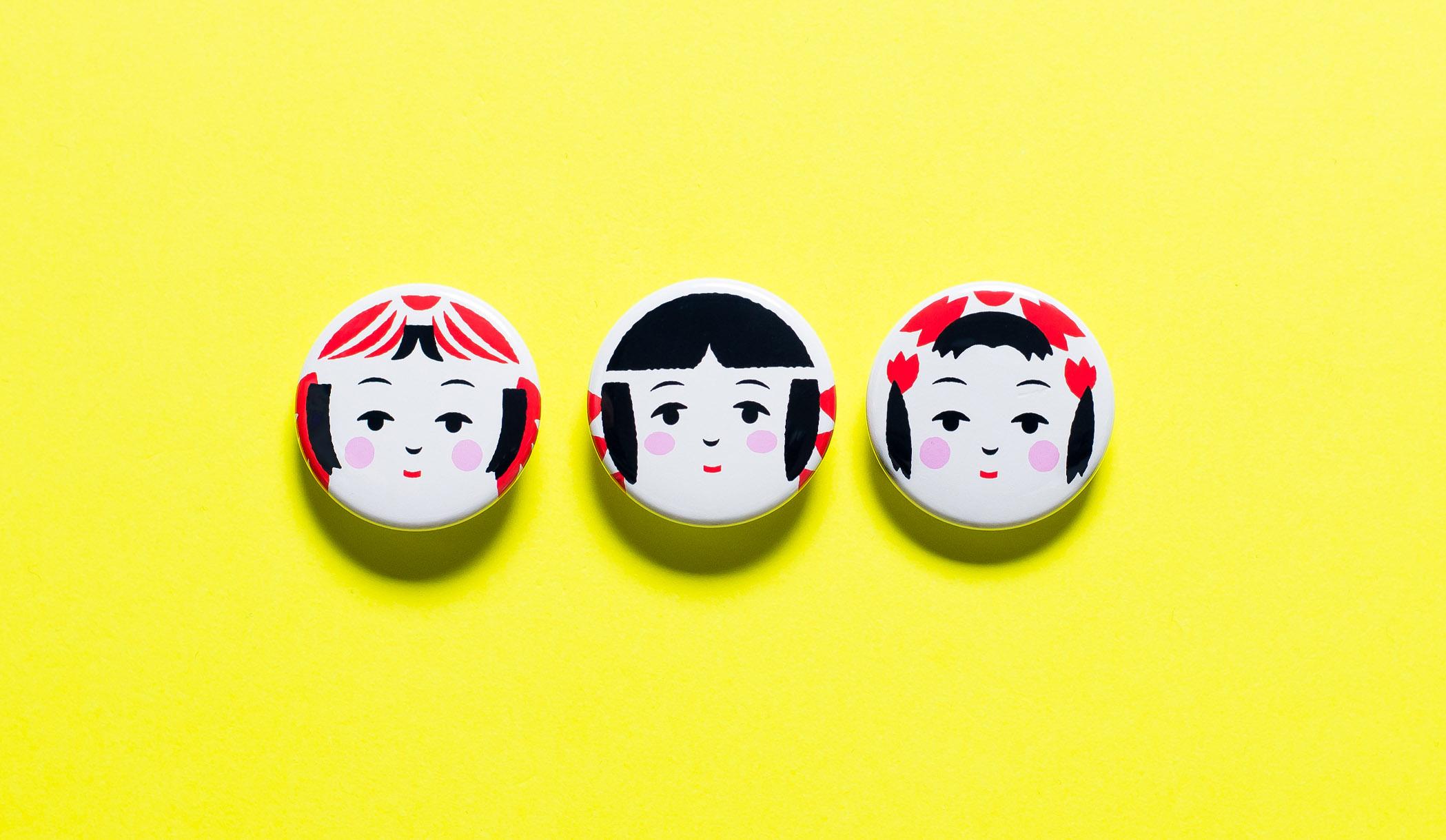 kokeshi_badge